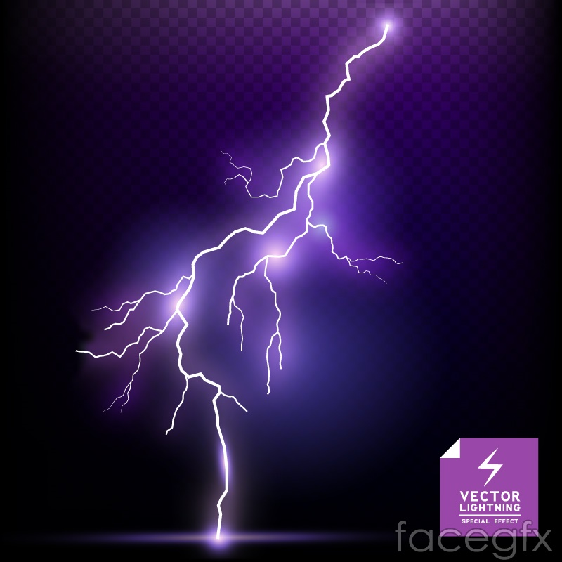 Exquisite purple lightning vector over millions vectors stock exquisite purple lightning vector toneelgroepblik Choice Image