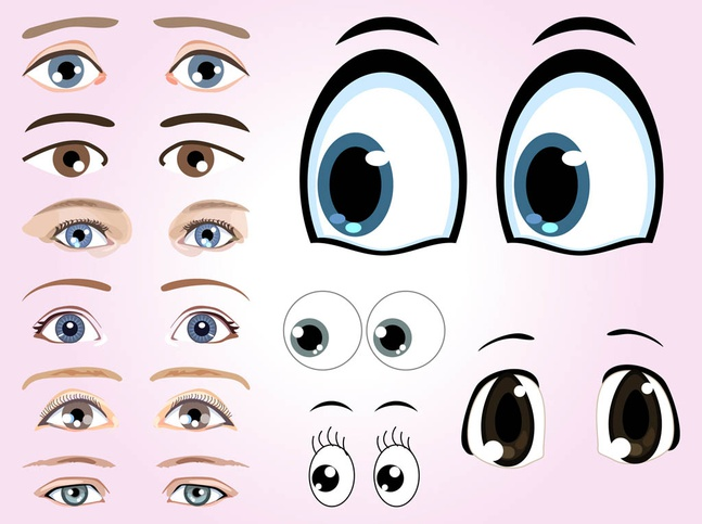 Eyes graphics vector free over millions vectors stock photos eyes graphics vector free toneelgroepblik Choice Image