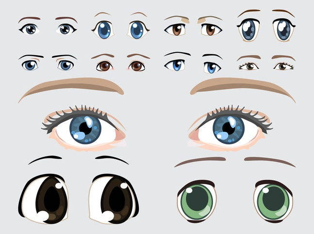 Eyes vector images free over millions vectors stock photos hd eyes vector images free toneelgroepblik Choice Image