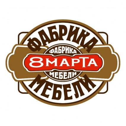 fabrika mebeli 8 marta 0 logo