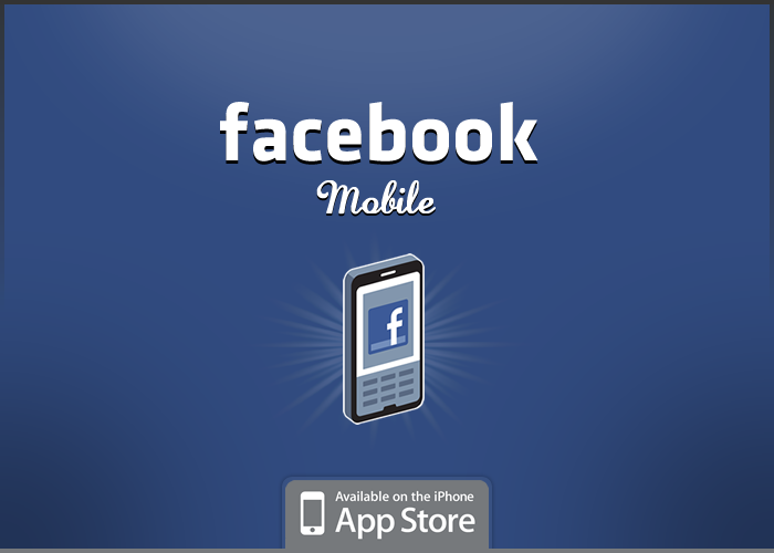 Facebook Mobile Logo – Re-design