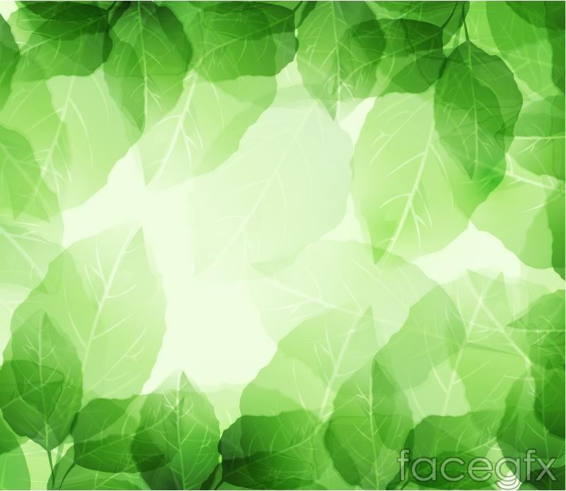 Fantasy fresh leaves background vector over millions vectors fantasy fresh leaves background vector toneelgroepblik Gallery