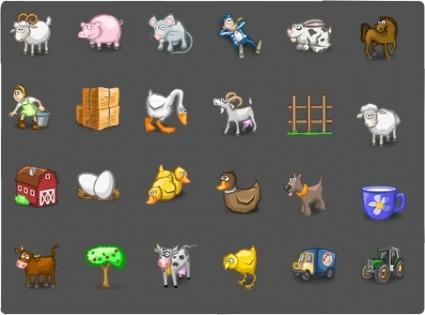 Farm Icons icons pack