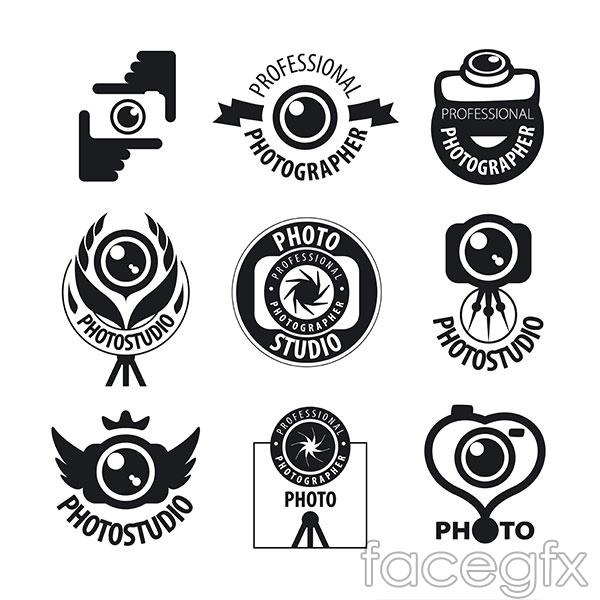 camera logo vector free download