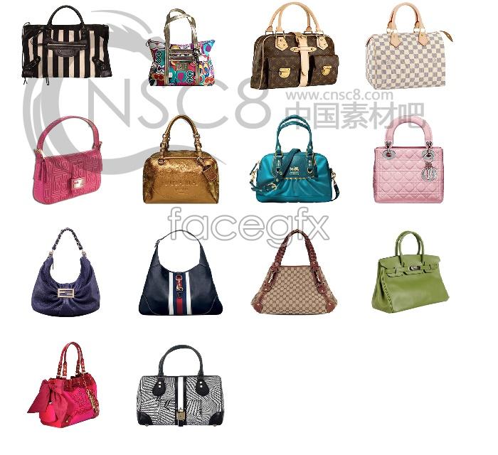 Fashion LV bag bag computer icons