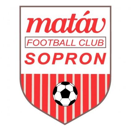 fc sopron logo