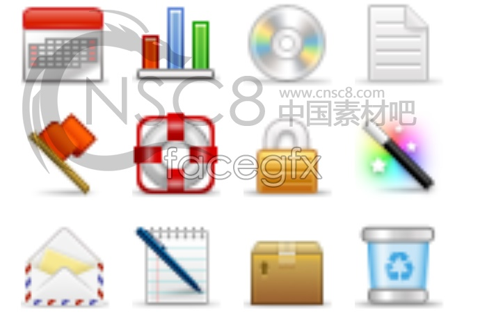Featured small computer icons