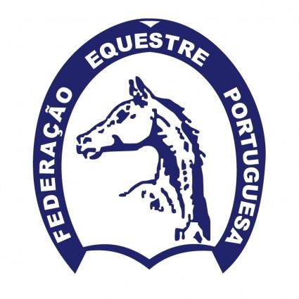 federacao equestre portuguesa logo