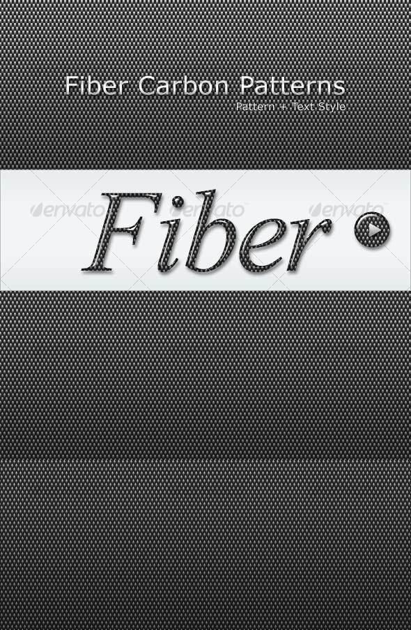Fiber Carbon Pattern BG Vol.07