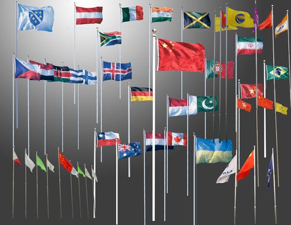 Flags PSD