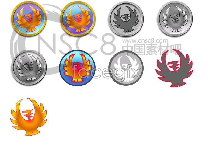 Flame series Thunderbird icon