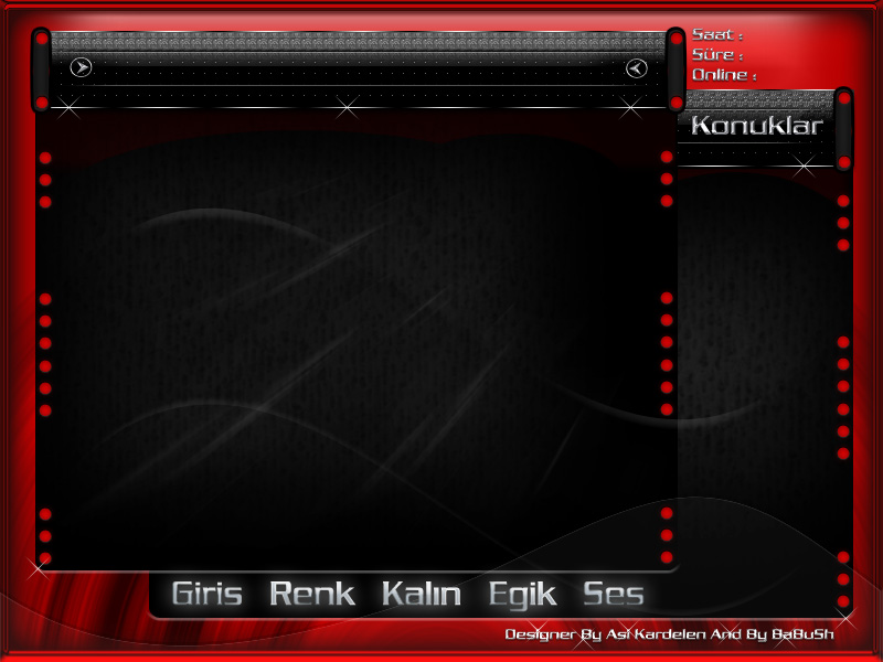 Flatcast radio theme : 012 – Over millions vectors, stock ...