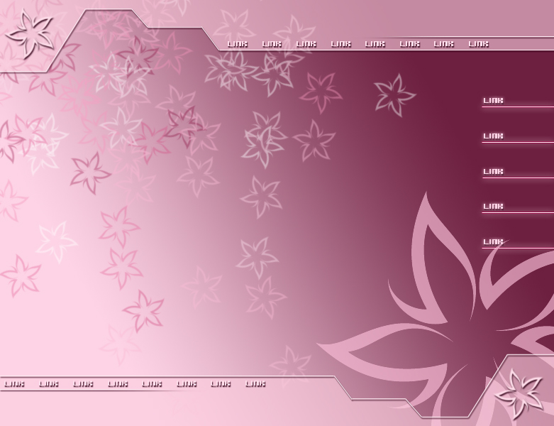 flowered layout