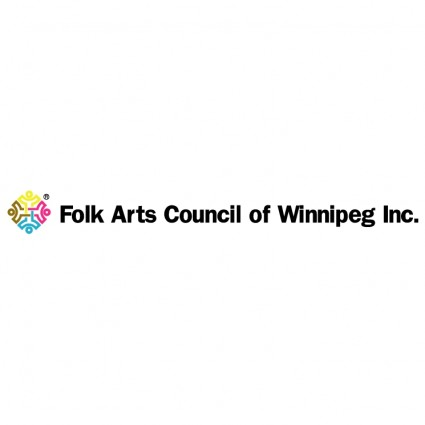 folk arts council of winnipeg logo