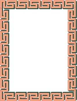 Frame Vector Pattern 4