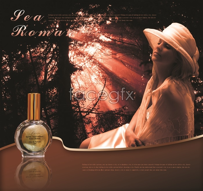 psd templates ad-free oil essential aromatherapy fire fea France