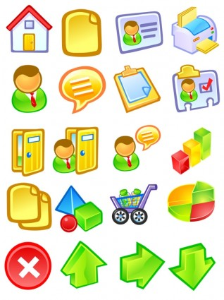 Free Business Icons Pack icons pack