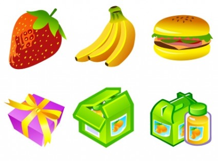 Free Food Icons icons pack