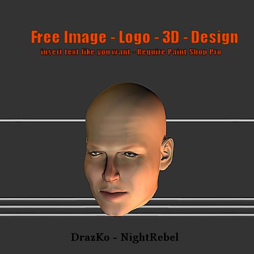 Free Logo Face 2