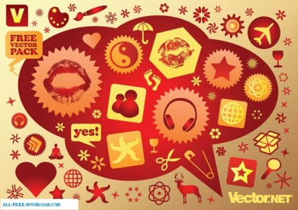 Free Vector Icon Graphics