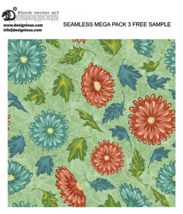 Free vector seamless pattern