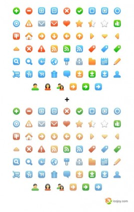 Free web development icons #4 icons pack