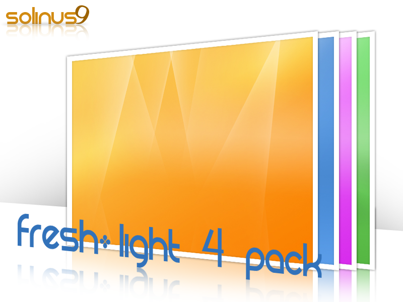 Fresh Light Wall – 4 Pack