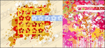 Fun color pattern