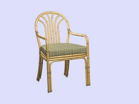 Furniture – chairs  a057 3D Model