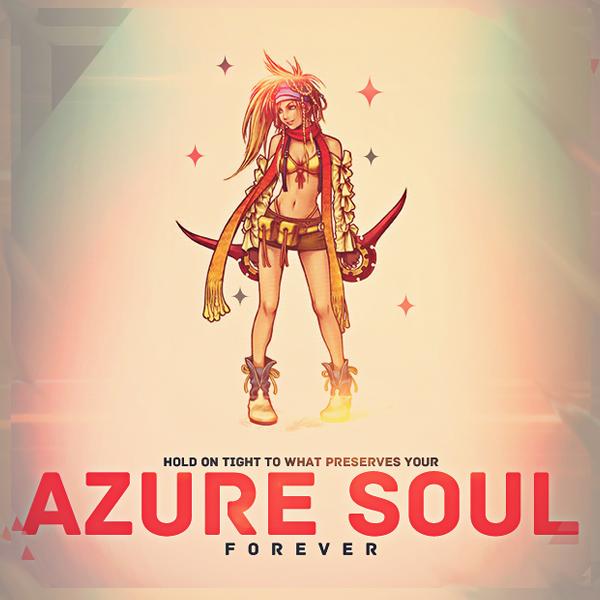Future Fantasy Azure Soul Promotional Image