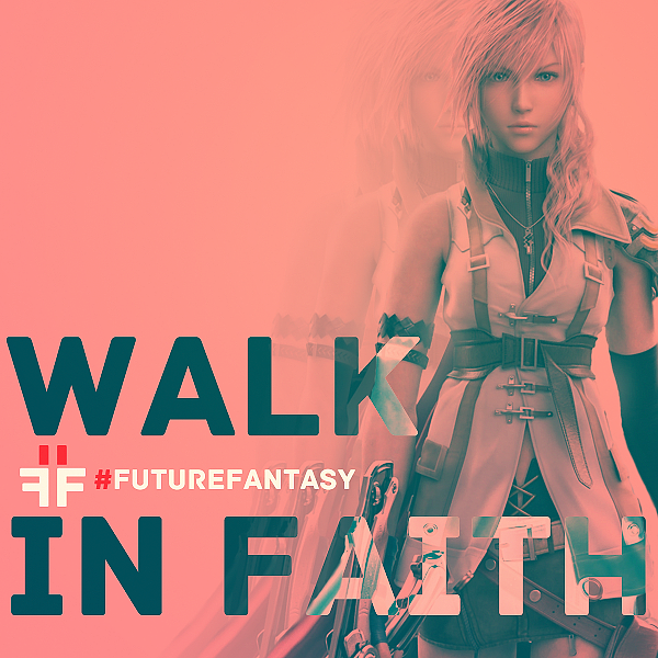Future Fantasy Walk Promotional Image