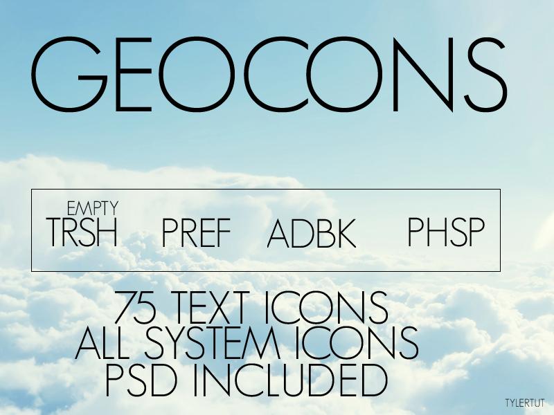 Geocons