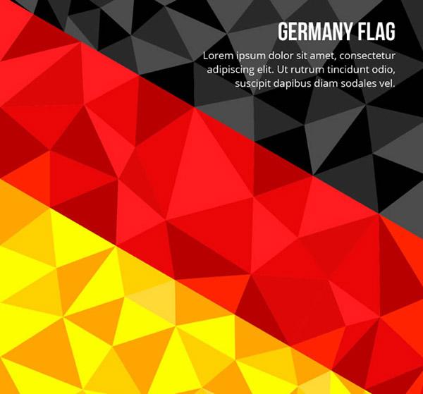 Germany flag background vector over millions vectors stock photos germany flag background vector toneelgroepblik Image collections