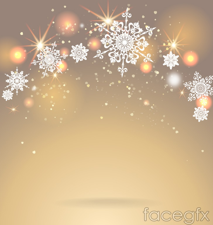 gold christmas snowflake wallpaper - photo #22