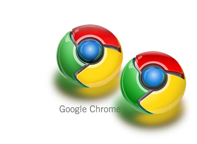 google chrome logo challenge