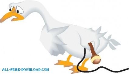Goose Sad Singer