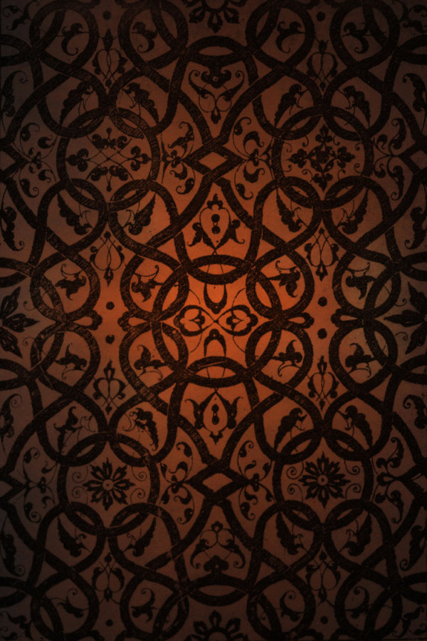 Gorgeous retro pattern background 03--HD pictures