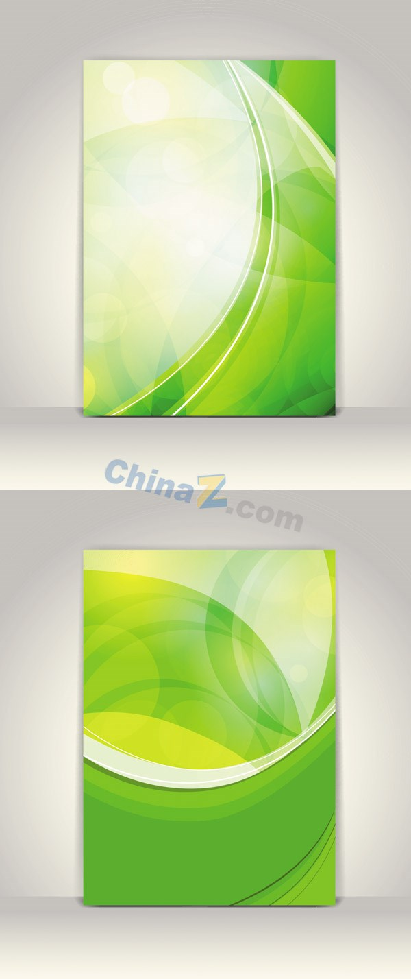 green flyer backgrounds - photo #23