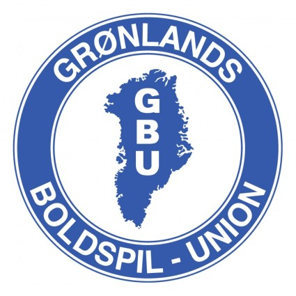 gronlands boldspil union logo