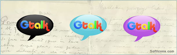 Gtalk Color Icons