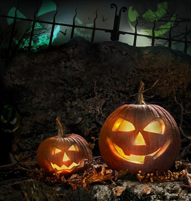Halloween Jack-o-lanterns pictures