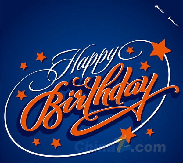Happy Birthday Vector Backgrounds Designs Over Millions