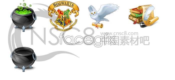 Harry Potter icon factory