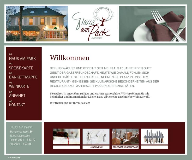 Haus Am Park Pt1