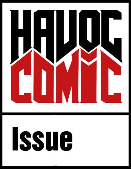 Havoc Comics Brand Logo