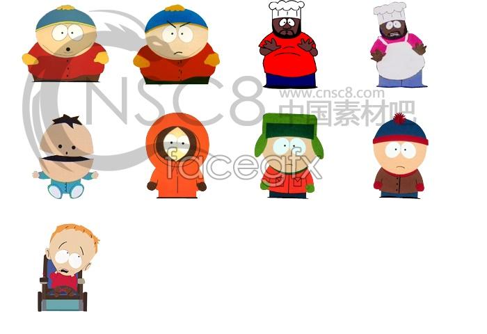 Head figures series 2