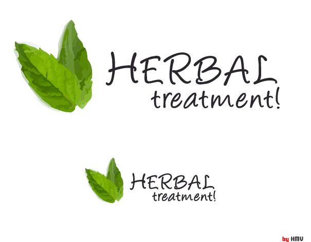 Herbal Treatment Logo
