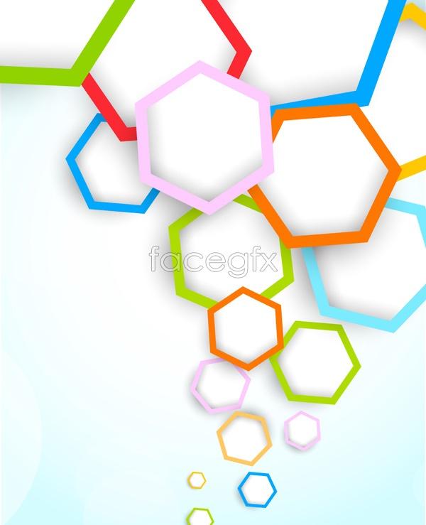 Hexagon creative backgrounds vector over millions vectors stock hexagon creative backgrounds vector toneelgroepblik Gallery