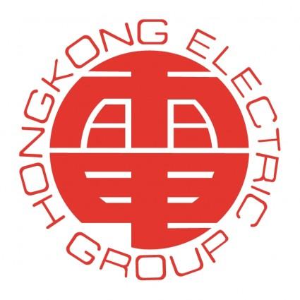 hongkong electric group logo