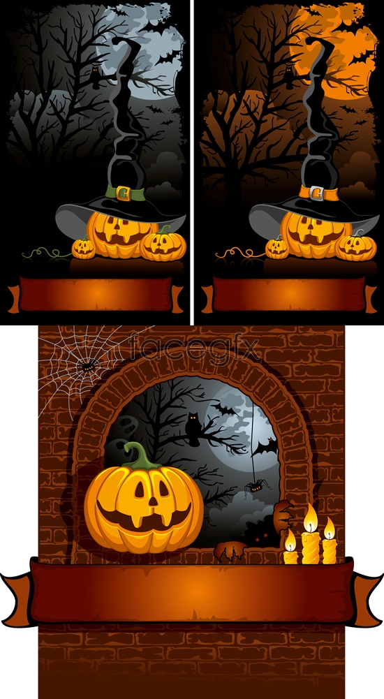 Horror nights halloween vector over millions vectors stock horror nights halloween vector toneelgroepblik Choice Image